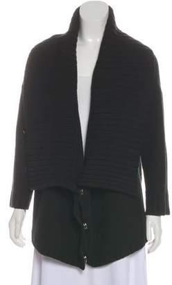 Ralph Lauren Black Label Wool-Blend Casual Jacket