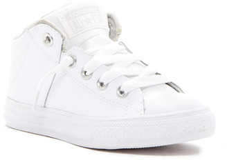 Converse Chuck Taylor® All Star® Axel Leather Sneaker (Baby, Toddler, & Little Kid) $45 thestylecure.com