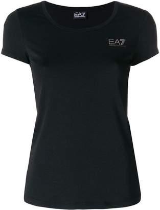 Emporio Armani Ea7 plain T-shirt