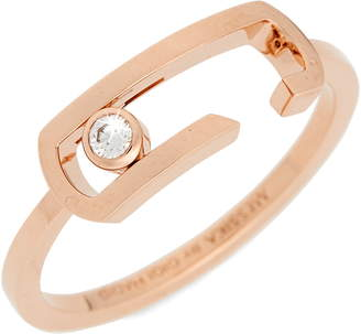 Messika by Gigi Hadid Move Addiction 18K Gold & Diamond Ring