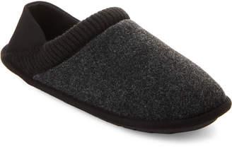 Dearfoams Felted Clog Slippers