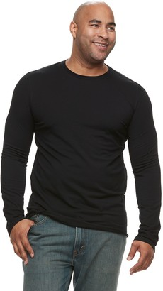 Apt. 9 Big & Tall Premier Flex Classic-Fit Stretch Crewneck Tee