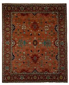 Adina Collection Oriental Rug, 8'4 x 9'10