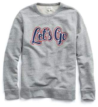 Hartford Sweat Lets Go Knitted Sweatshirt