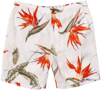 Wacko Maria BIRD OF PARADISE HAWAIIAN SHORTS