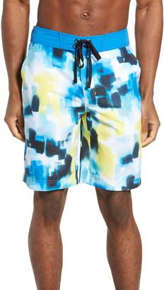 Robert Graham Madeira Islands Board Shorts