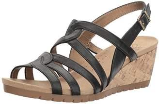 LifeStride Women's Novak Wedge Sandal