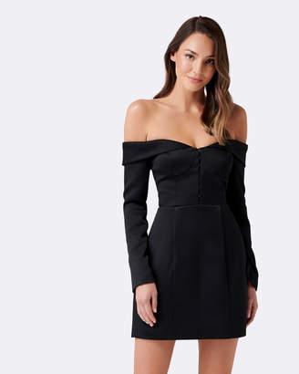 Sophie Structured Bodice Dress