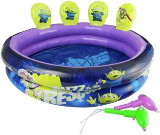 story. Disney Toy Toy Paddling Pool with Targets and Guns