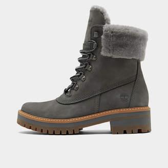 Timberland Women's Courmayer Valley Waterproof 6-Inch Boots