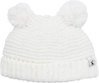 Next Boys Joules Cream Knitted Hat