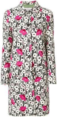 Valentino Falling Flowers coat