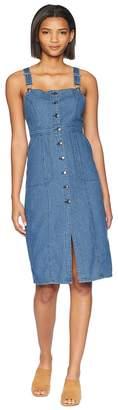BB Dakota Labor Day Blues Denim Dress Women's Dress