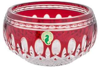 Waterford Clarendon Ruby Bowl