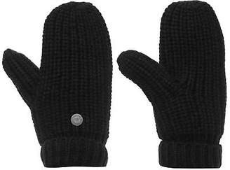 Soul Cal SoulCal Womens Vesna Mittens Warm Knitted
