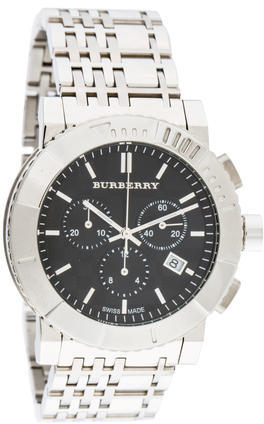 Burberry  Burberry Trench Chronograph Watch