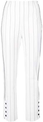 Jonathan Simkhai striped trousers