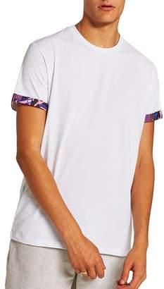 Topman Mosaic Roller T-Shirt