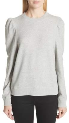 Stella McCartney Puff Shoulder Sweater