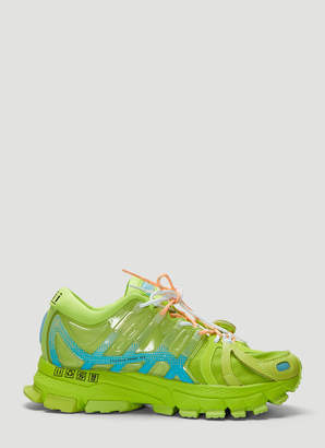 Li Ning Furious Rider Ace 1.5 Sneakers in Green