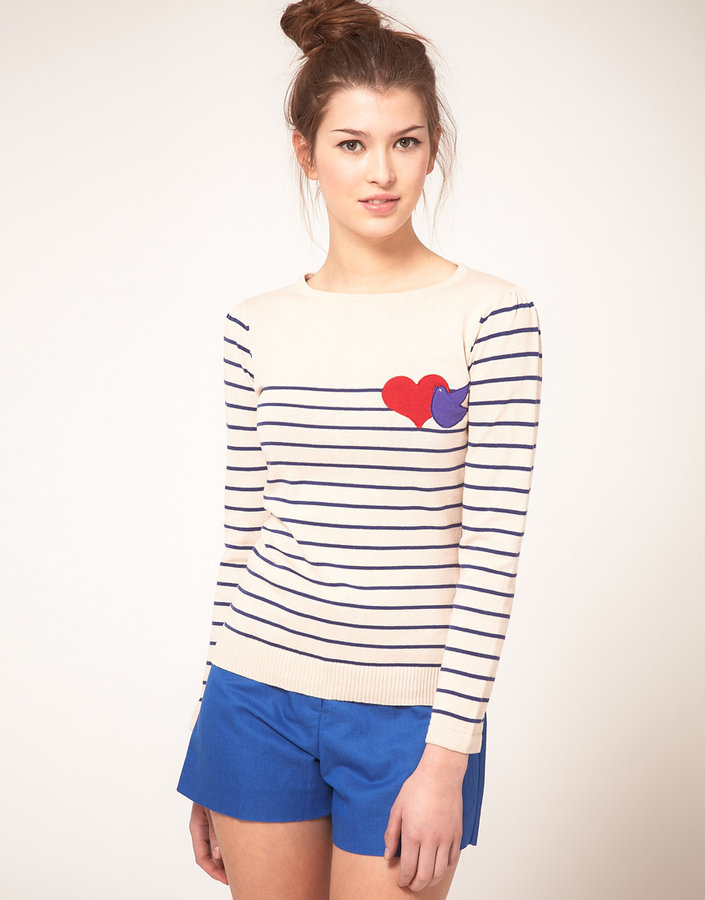 Sugarhill Boutique Nautical Sweater