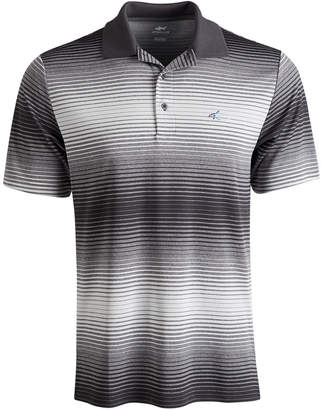 Greg Norman Attack Life by Lambert Ombre Stripe Polo