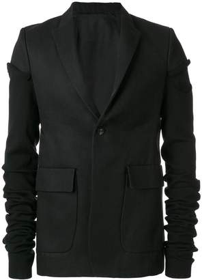 Rick Owens Off-The-Runway Weakling blazer