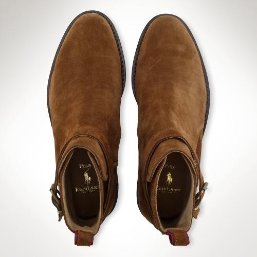 Polo Ralph Lauren Newent Suede Jodhpur Boot