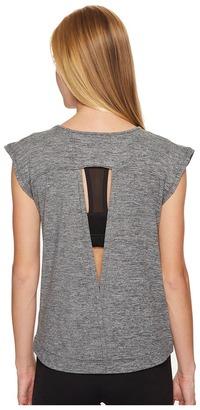 ASICS - ASX Lux Short Sleeve Top Women's T Shirt $60 thestylecure.com