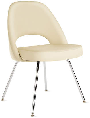 Design Within Reach Saarinen Executive Side Chair with Metal Legs