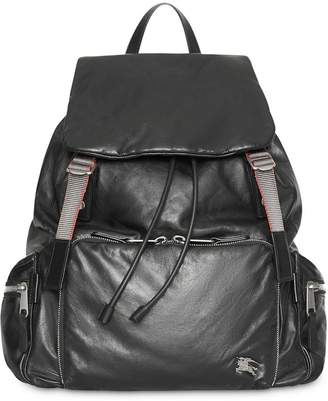 Burberry The Extra Large Rucksack in Nappa Leather