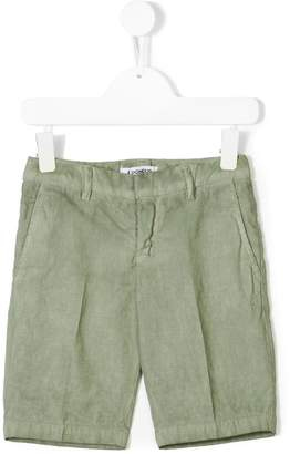 Dondup Kids side slits casual shorts
