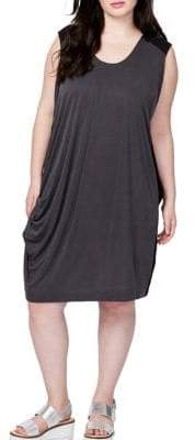 Rachel Roy Plus Knit Tank Dress