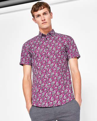 Ted Baker SELLLA Floral print shirt