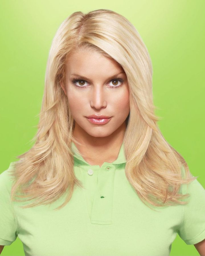 Jessica Simpson hairdo™  19'' Clip In Layered Straight Extension