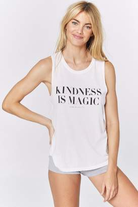 Spiritual Gangster Kindness Muscle Tank