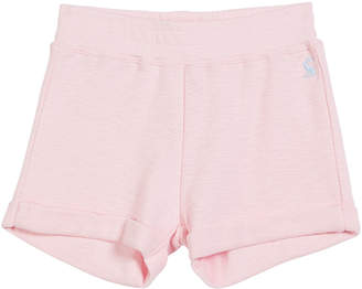 Joules Rolled-Cuffs Cotton Shorts, Size 3-10
