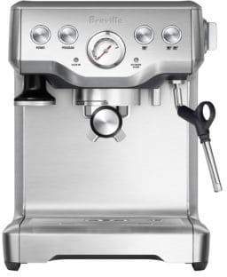 Breville The Infuseur Espresso Machine BREBES840XL