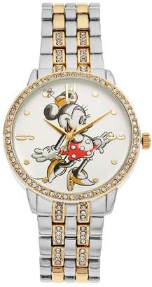 Disney Disney's Minnie Mouse Women's Crystal Watch