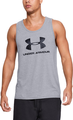 Under Armour Men's UA Sportstyle Logo Tank