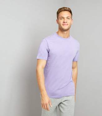 New Look Lilac Crew Neck T-Shirt