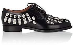 SAMUELE FAILLI Women's Maya Leather Oxfords - Black