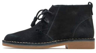 Hush Puppies Suede Bootie