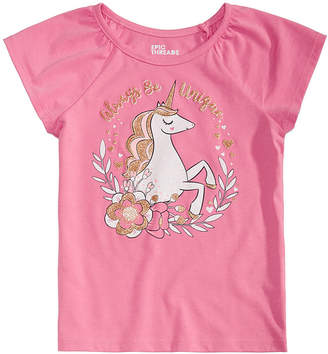 Epic Threads Toddler Girls Unicorn T-Shirt, Created for Macy's