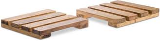 Tabletops Unlimited Tabletops Unlimited, Set Of 2 Palette Trivets