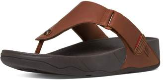 FitFlop Trakk Ii Men's Leather Flip-Flops