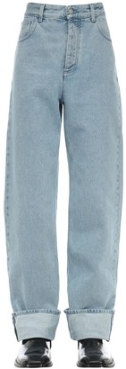 Botter BLEACHED COTTON DENIM JEANS