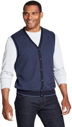 Van Heusen Men's Classic-Fit Button-Front Sweater Vest