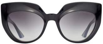 Dita Eyewear Conique 53MM Cat-Eye Sunglasses