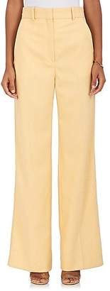 Boon The Shop BOON THE SHOP WOMEN'S WOOL WIDE-LEG PANTS
